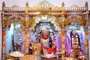 BHADRAN'S KUL DEVI: JAY SHREE BHADRAKALI MAA